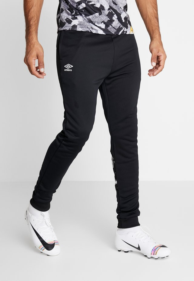 URBAN CLUB PANT - Trainingsbroek - black