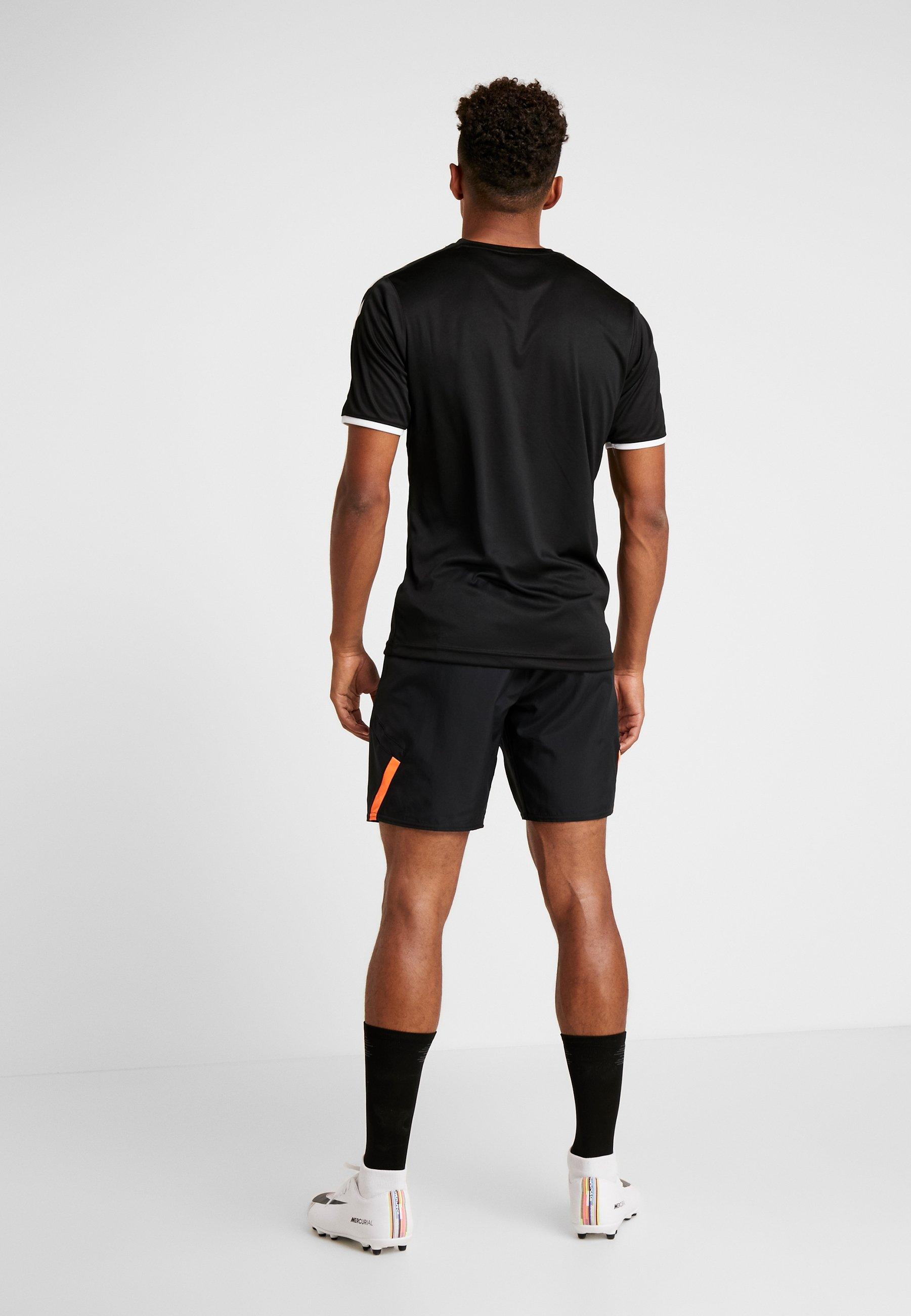 Black shocking Training Sport Eindhoven Psv Umbro ShortDe Orange Qhrdts
