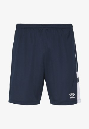 PANEL SHORT - Korte broeken - dark navy/brilliant white