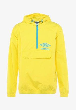 CAGOULE - Treningsjakke - empire yellow