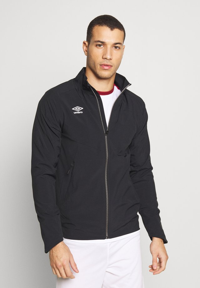 TRAINING JACKET - Training jacket - black
