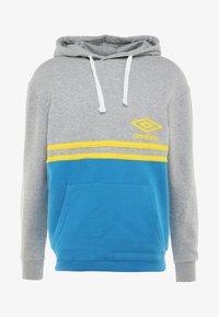 grey marl/empire yellow/ibiza blue