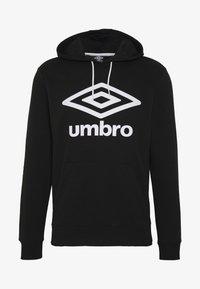 Umbro - Hoodie - black - 4