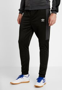 Umbro - TRACKSUIT - Survêtement - carbon/black - 3