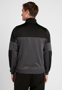 Umbro - TRACKSUIT - Survêtement - carbon/black - 2