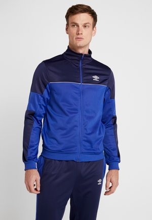 TRACKSUIT - Trainingspak - deep surf/medevial blue
