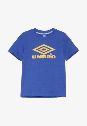 CLASSICO CREW TEE - T-Shirt print - dazzling blue/haze