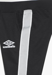Umbro - EROS JOGPANT - Trainingsbroek - stretch limo/bright white/dew - 3