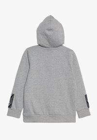 Umbro - FOUNDATION HOOD BOYS - Hoodie - grey marl/white - 1