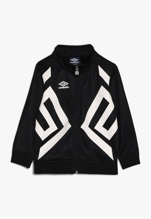 DOMINION TRICOT BOYS - Training jacket - black/white