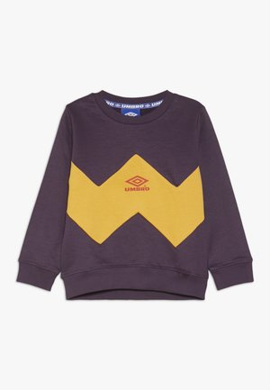 RESORT KIDS CREW  - Mikina - cosmos/haze/fig
