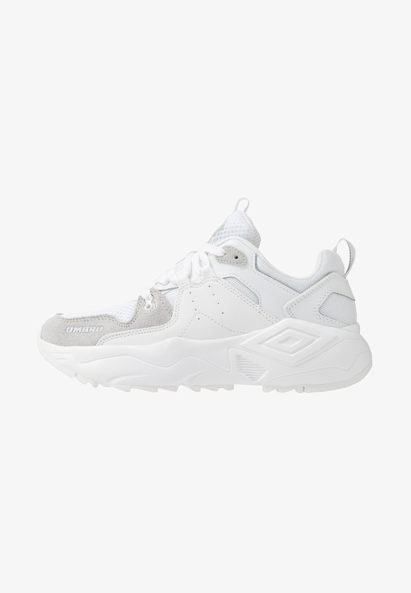 Umbro Projects - RUNNER - Sneakers laag - white