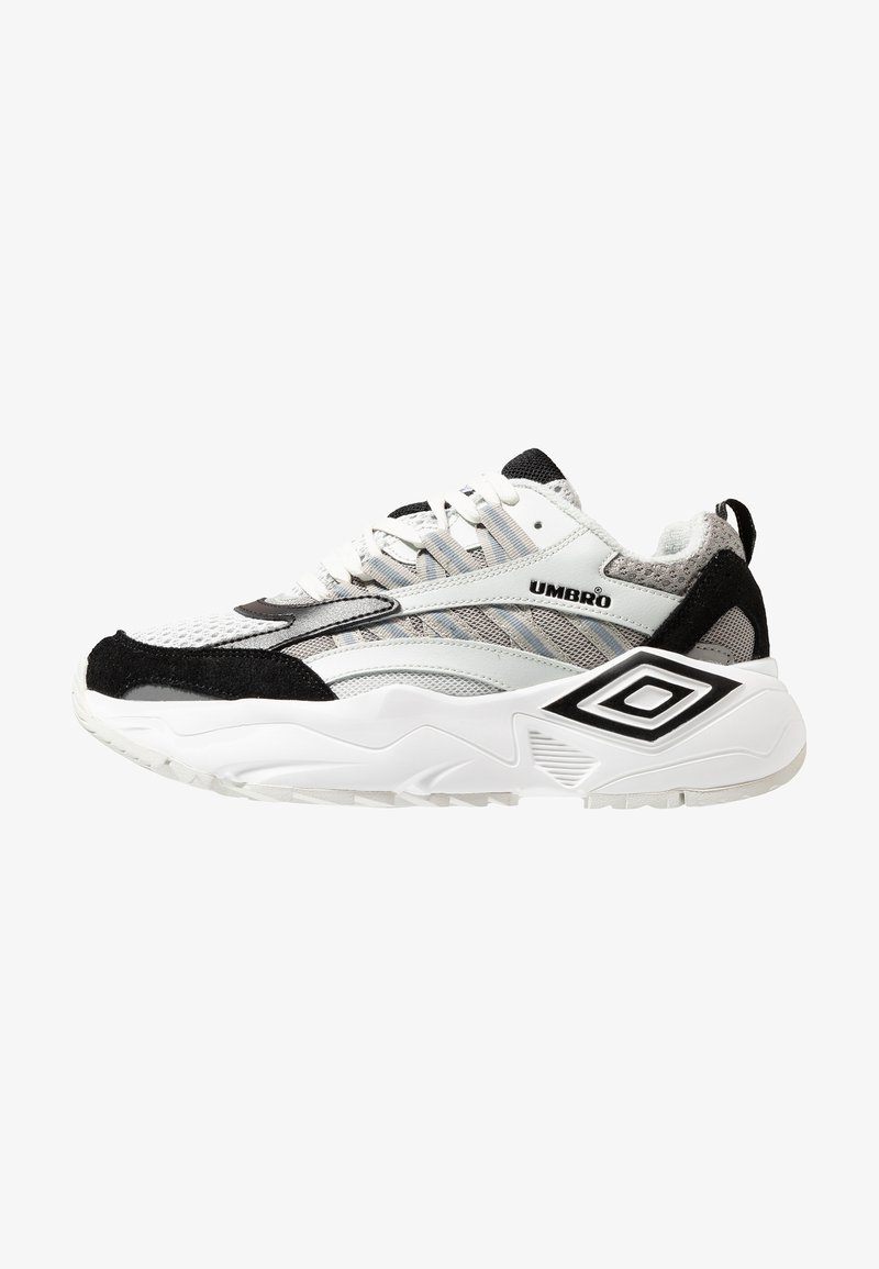 Umbro Projects - NEPTUNE - Sneakers laag - nimbus cloud/black/griffin/white