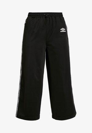 ZATECH CULOTTE WOMEN - Teplákové kalhoty - stretch limo/bright white