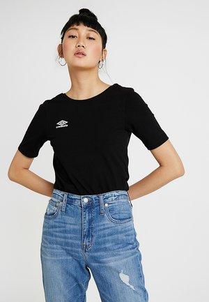 SHIFT - T-shirt print - black