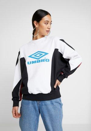 VIDA BATWING - Sweatshirt - white
