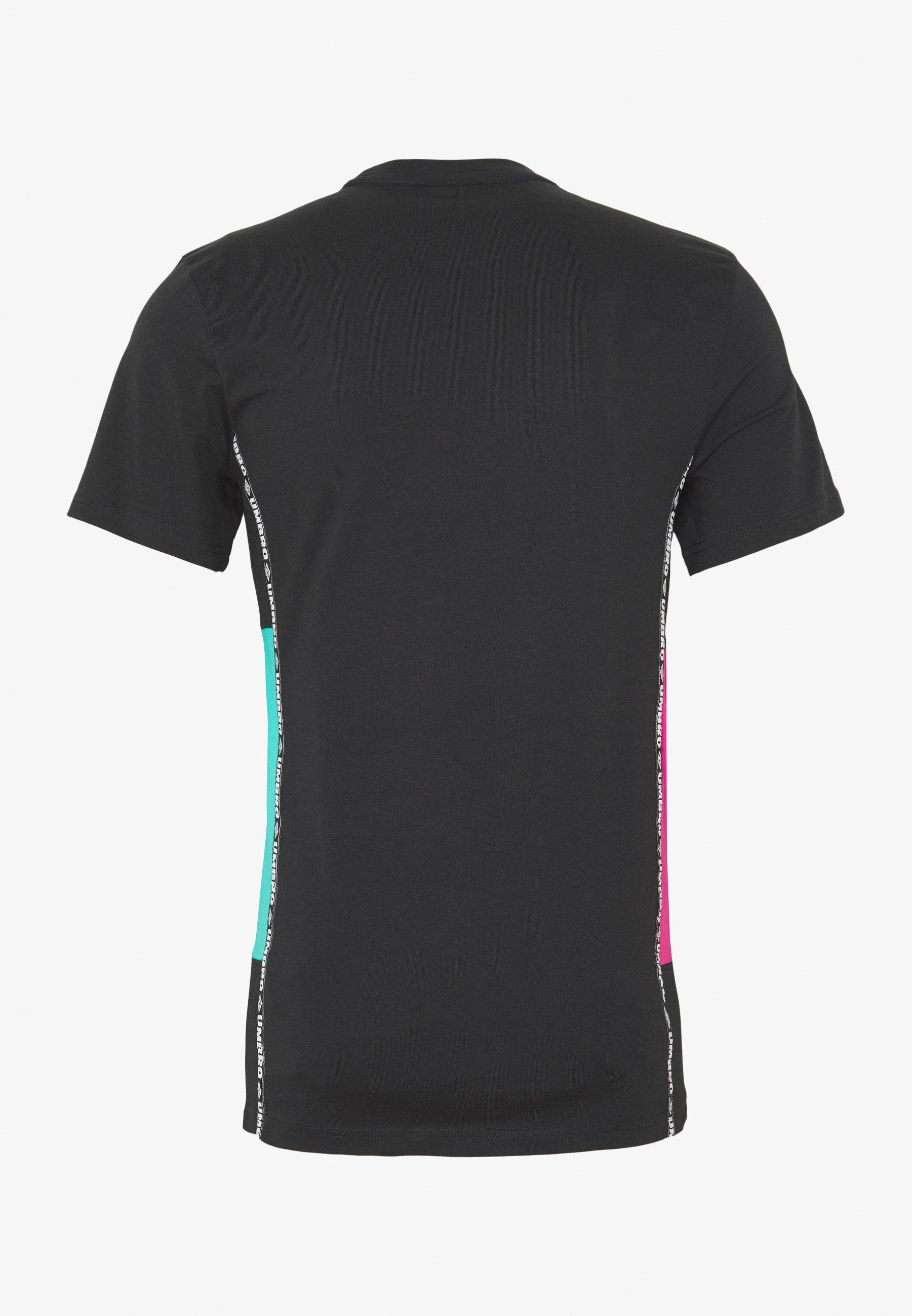Umbro Projects Horizon Crew Tee - T-shirt Med Print Ceramic/deep Surf/black wvjyxzK