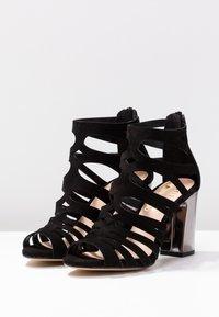 Unisa - WANDY - High Heel Sandalette - black - 4