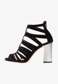 Unisa - WANDY - High Heel Sandalette - black - 1