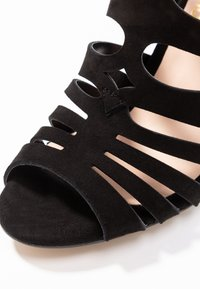 Unisa - WANDY - High Heel Sandalette - black - 2