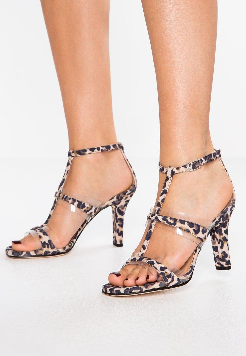 Unisa - SAGUNTO - High Heel Sandalette - natural