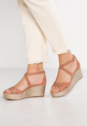 KACY - Platform sandals - printemps