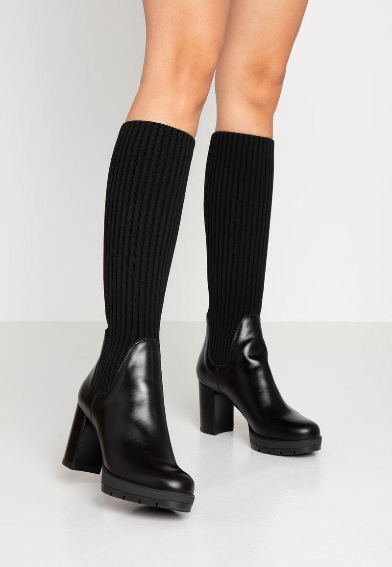 Unisa - KIBE - Boots - black