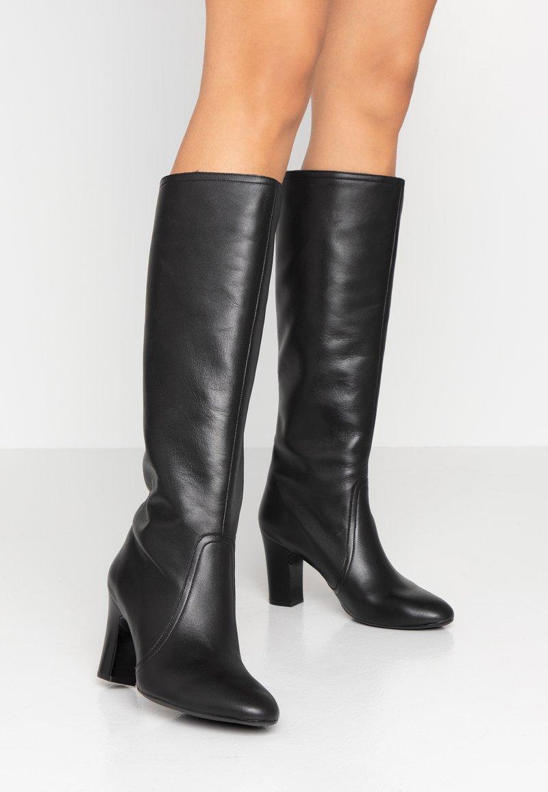 Unisa - UNION - Boots - black