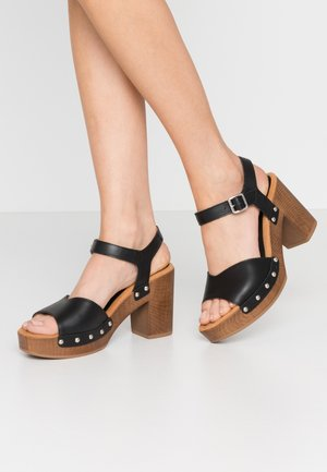 TACO - Clogs - black