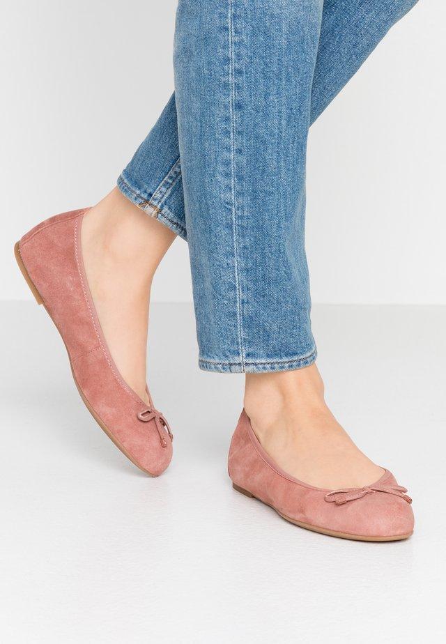 ACOR - Ballet pumps - old pink