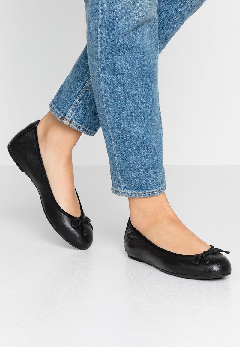 Unisa - ACOR - Ballet pumps - black