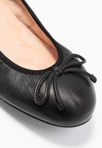 Unisa - ACOR - Ballet pumps - black - 2