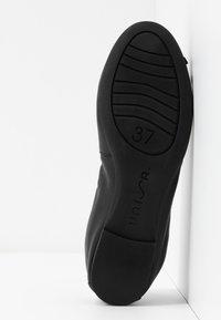 Unisa - ACOR - Ballet pumps - black - 6