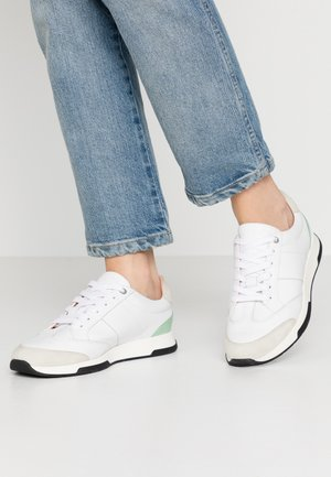 FALCONI - Trainers - white/mint