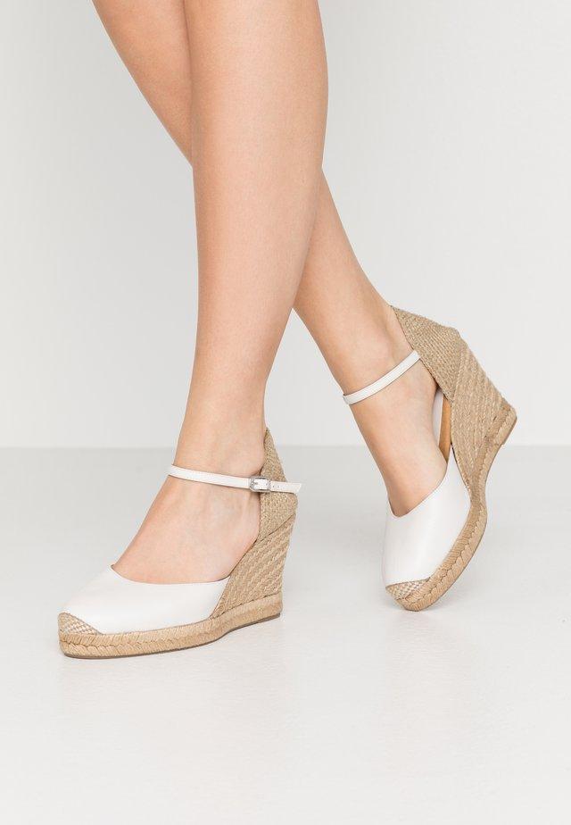 CASTILLA - High heels - ivory