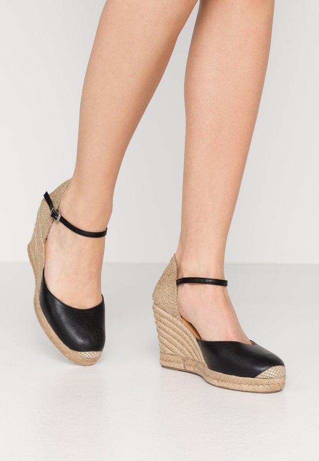 CASTILLA - High heels - black