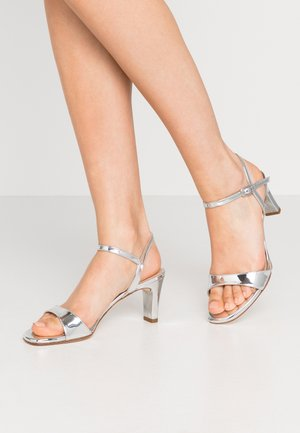 MECHI - Sandals - silver