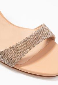 Unisa - MECHI - Sandals - gold - 2