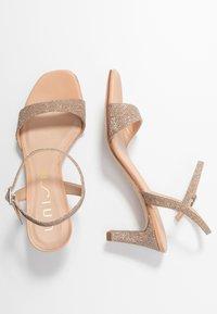Unisa - MECHI - Sandals - gold - 3
