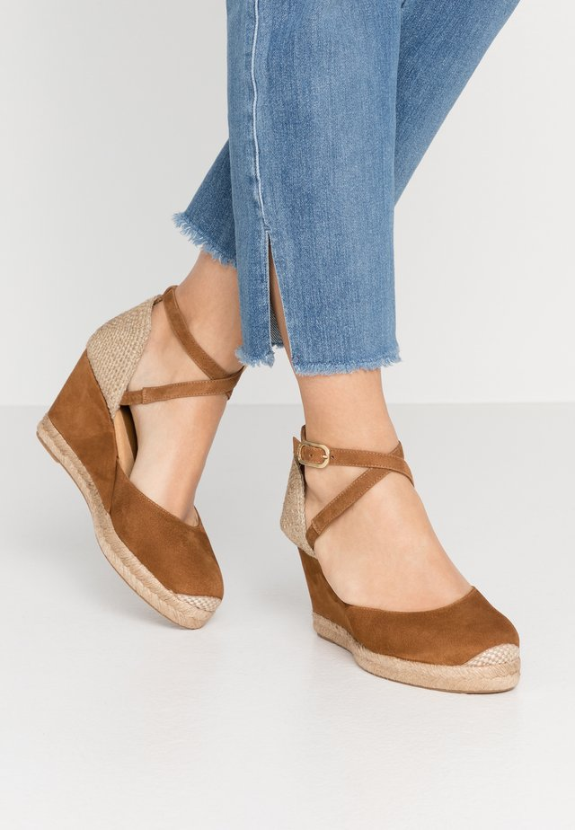 CELULA - High heels - argan