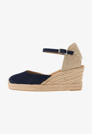 CACERES - Loafers - ocean