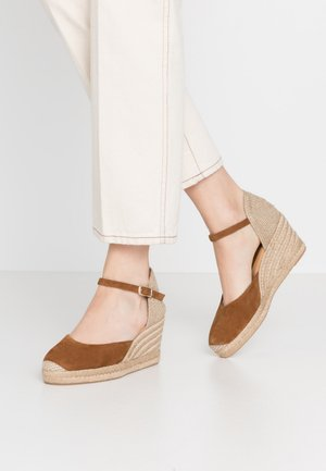 CACERES - Loafers - argan