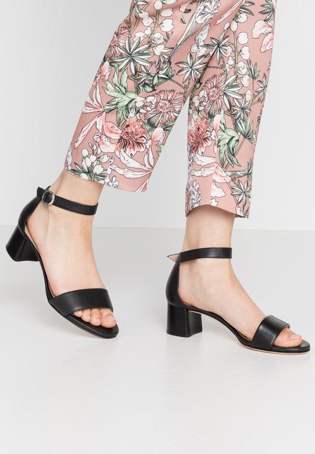 GELETE - Sandals - black