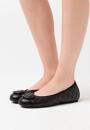 ALMANSA - Klassischer  Ballerina - black
