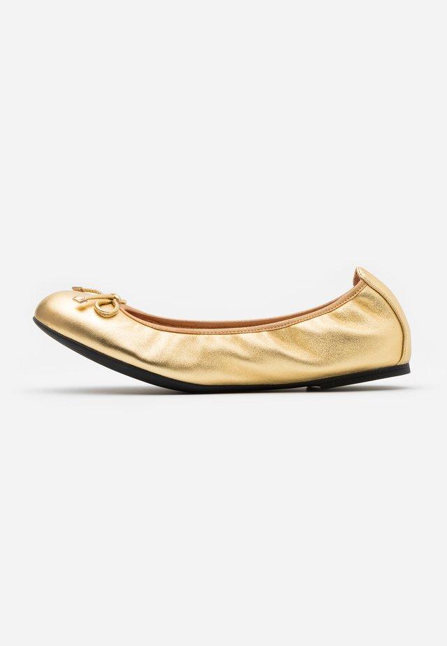 ACOR - Klassischer  Ballerina - goldy