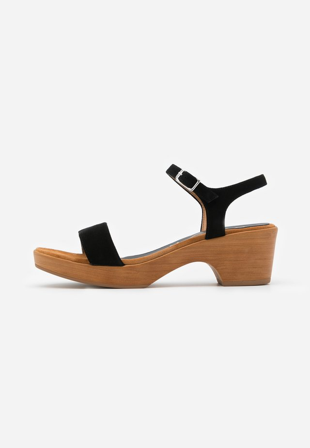 IRITA - Clogs - black