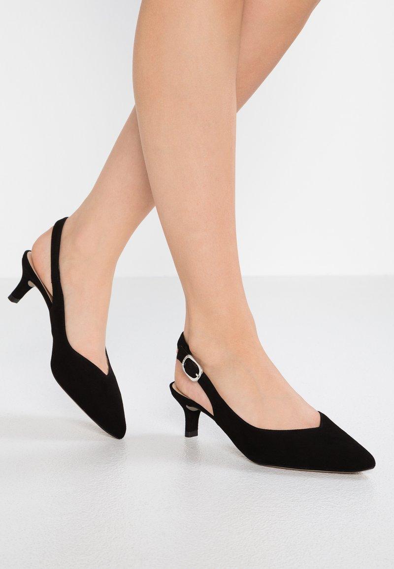 Unisa - JOPLIN - Classic heels - black