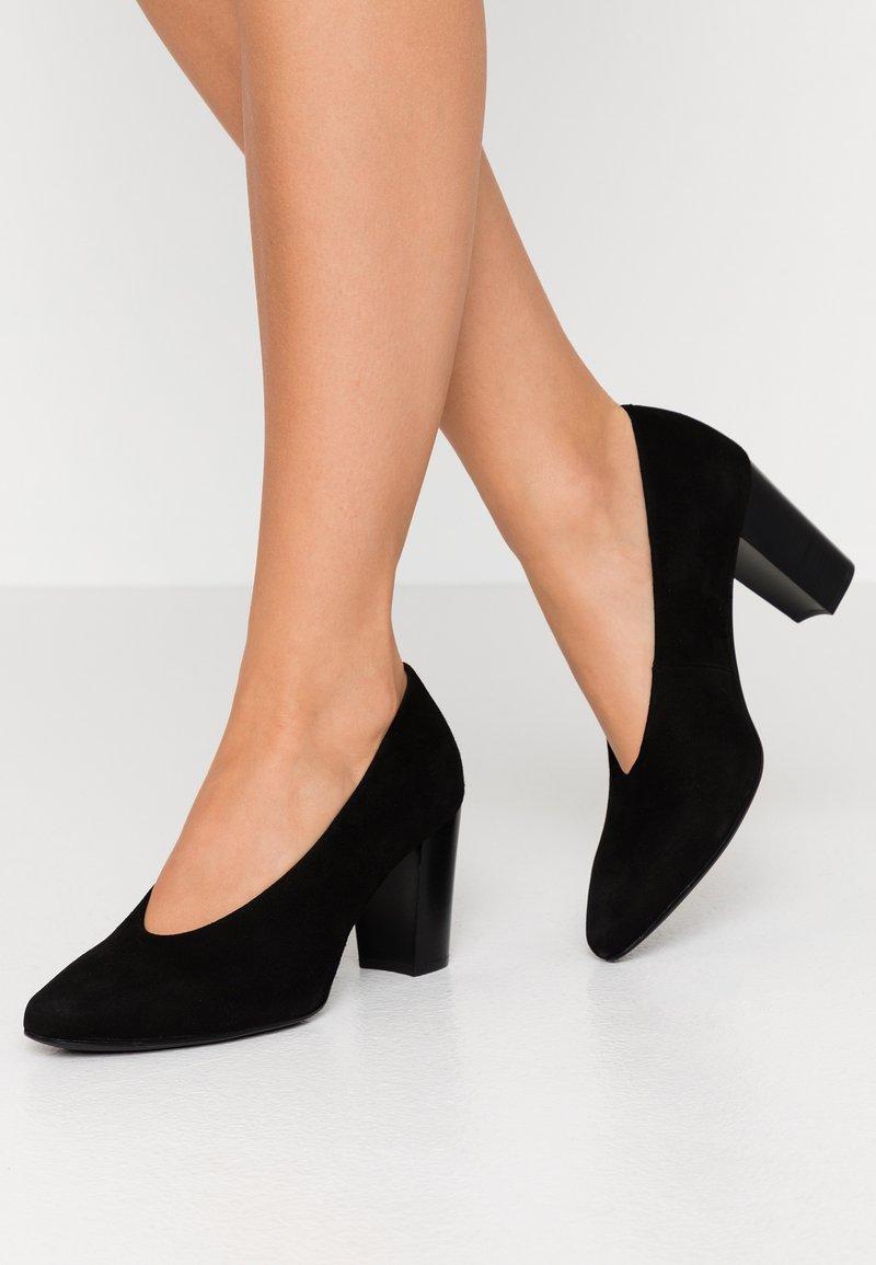 Unisa - NIELS - Classic heels - black