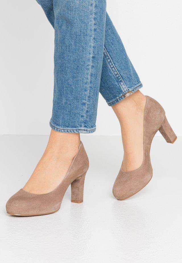 NUMIS - Platform heels - funghi