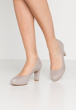 NUMIS - Platform heels - shadow